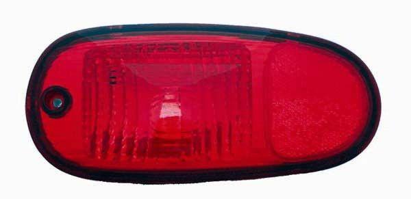 2001-2004 Hyundai Santa Fe Rear Bumper Reflector LH