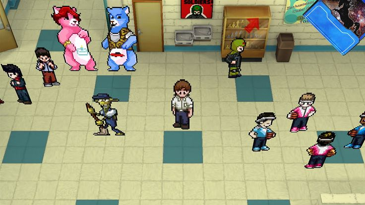 Saturday Morning RPG releases on Xbox One Do you yearn for the 1980s Saturday morning cartoons? Are you looking for a new JRPG adventure? Saturday Morning RPG combines both! http://www.thexboxhub.com/saturday-morning-rpg-releases-xbox-one/