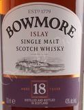 Bowmore whiskey 18 years.Buy your very own miniature bottle of Bowmore 18 year old single malt whisky online today at The Whisky Shop. Buy Now. - People Try Whiskey For The First Time