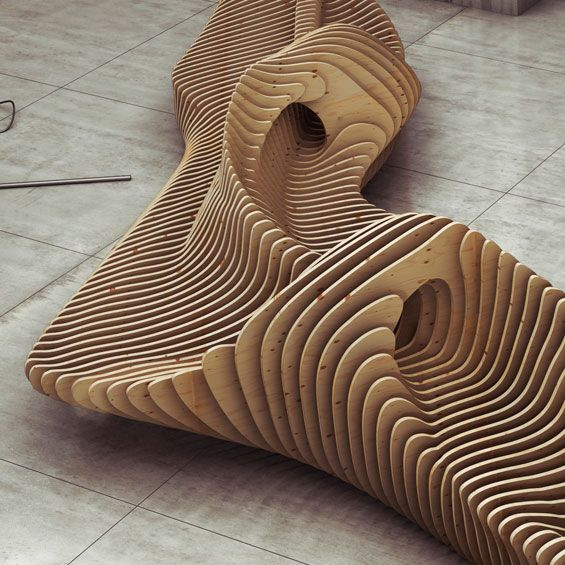 Oleg Soroko : Parametric Form - ArchiDesignClub by MUUUZ - Architecture & Design