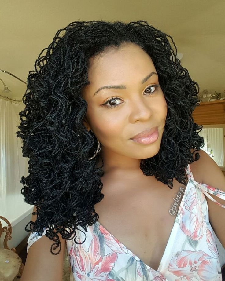Women Who Will Make You Want To Get Sisterlocks ASAP