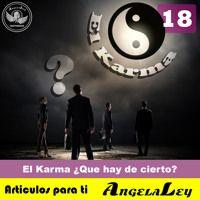 El Karma ¿Es cierto? de Tarot Angelaley en SoundCloud