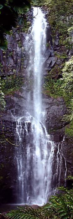 Wailua Falls, Maui, Hawaii
