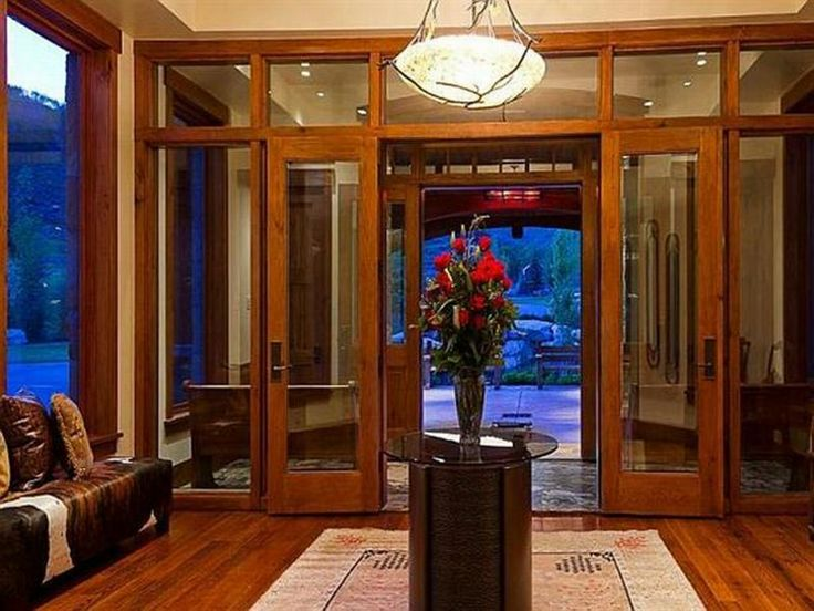 43 best images about ranch style homes interior design for Front door styles for ranch homes