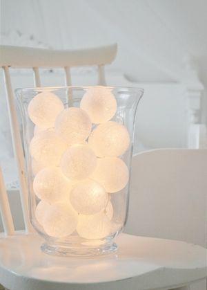 Ball light.String ball lighting for the garden,outdoor,wedding,festival,and so on. http://www.amazon.com/ledertek-Changing-Linkable-Valentines-Christmas/dp/B00XKYKUB2/ref=sr_1_16?ie=UTF8&qid=1439447756&sr=8-16&keywords=ledertek