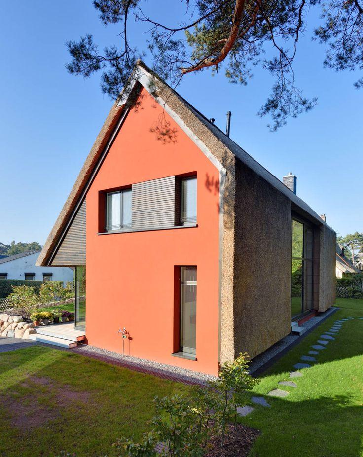 Vintage Waldhaus mit Durchblick by M hring Architekten
