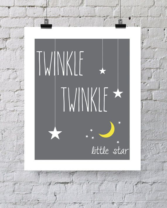 This listing is for one 8x10 print. Nursery Rhyme inspired childs room decor. Print is 8x10 with 1/4 white border around all sides for easy