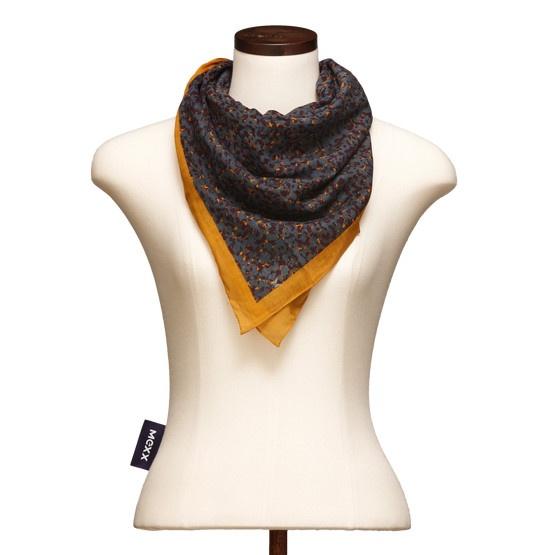 Vierkante sjaal