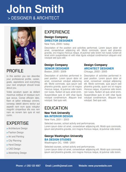 7 best Professional Resume Template images on Pinterest - how to find resume templates on word