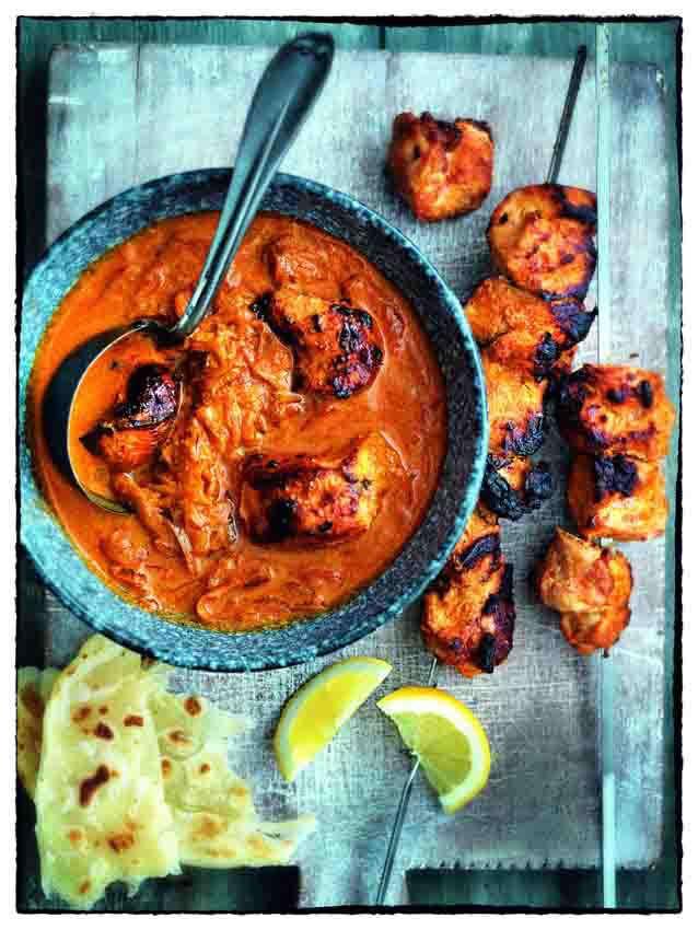 Madhur's chicken tikka masala Recipe