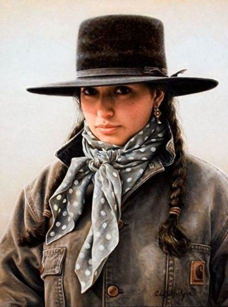 Pearl Of Santa Fe ~ Carrie Ballantyne