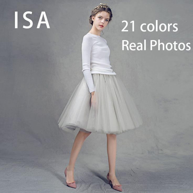 Cheap Tulle Skirt Buy Quality Tutu Women Directly From China Layered Suppliers Double Satin Lining 6 Layers Elastic