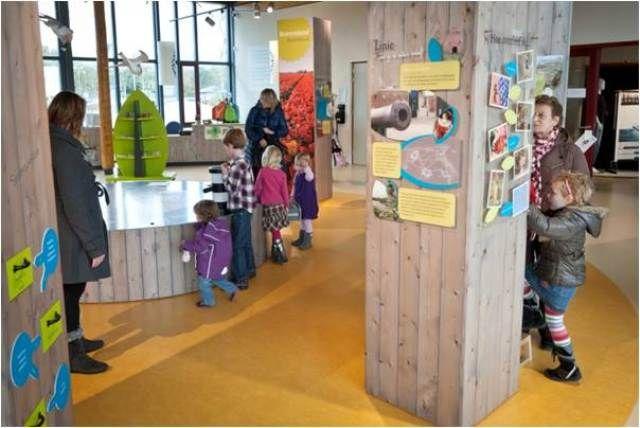 Permanente expositie bezoekerscentrum De Helderse Vallei