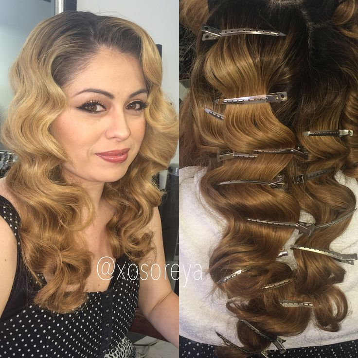 Admirable 1000 Ideas About Hollywood Hairstyles On Pinterest Old Short Hairstyles Gunalazisus