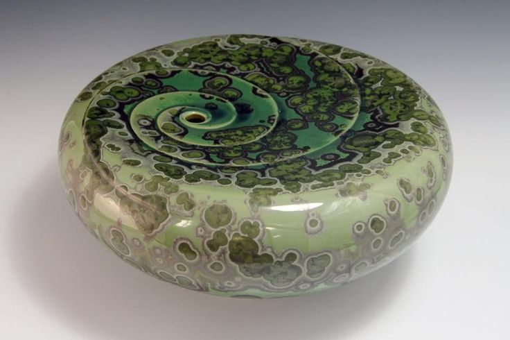 748 Best Crystaline Glazes Images On Pinterest Ceramic