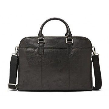 sac cuir homme sac fossil cuir sac main sac port. Black Bedroom Furniture Sets. Home Design Ideas