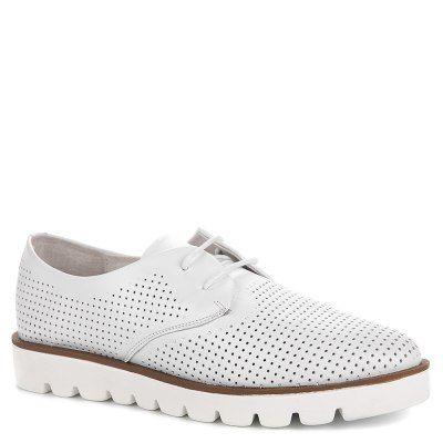 Женские Туфли. Цвет(а): Белый. Материал -  | Купить Туфли интернет-магазин обуви Вестфалика