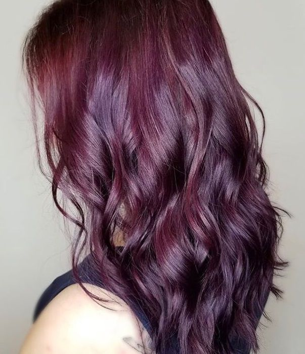 45 Awesome Burgundy Shades For All Type Of Hairs Hair