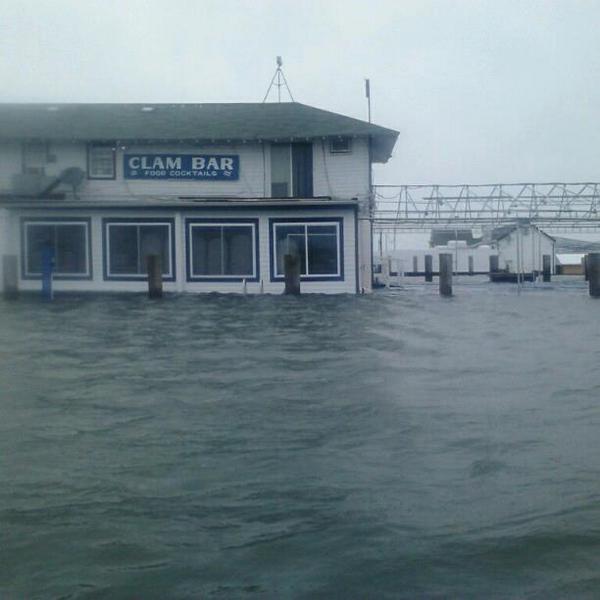 Long Island, NY Hurricane Sandy