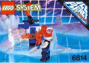 LEGO 6814 Ice Tunnelator Image 1