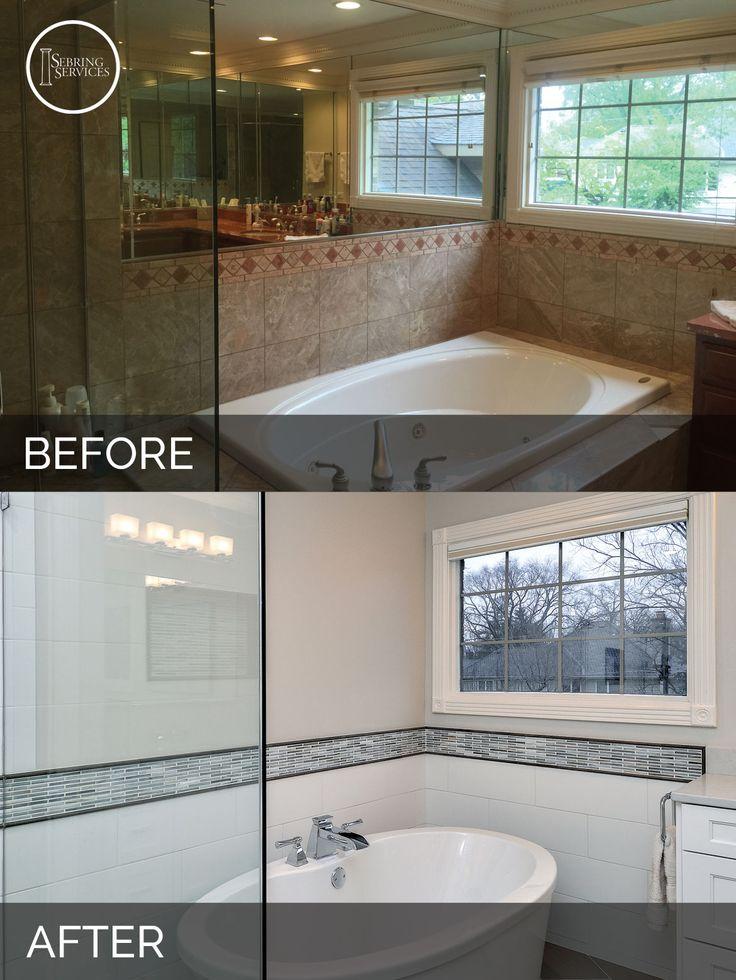 Greg U0026 Julieu0027s Master Bathroom Remodel Before U0026 After Pictures