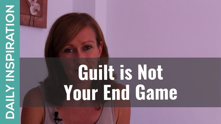 """Feeling guilty about something? It's time to have a major paradigm shift! Guilt is 100% not designed to be your """"end game"""". Instead, guilt is the ACCESS POINT to something much more important from a higher perspective. Click through for the full blog and a free audio download of affirmations for letting go of what doesn't serve you. https://www.pinchmeliving.com/feeling-guilty/"""