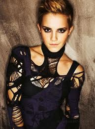 Vanguardista! Emma Watson