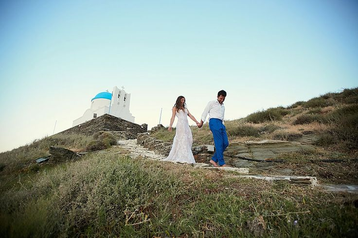 The ending of this stunning wedding is the beginning of a new life journey... <3