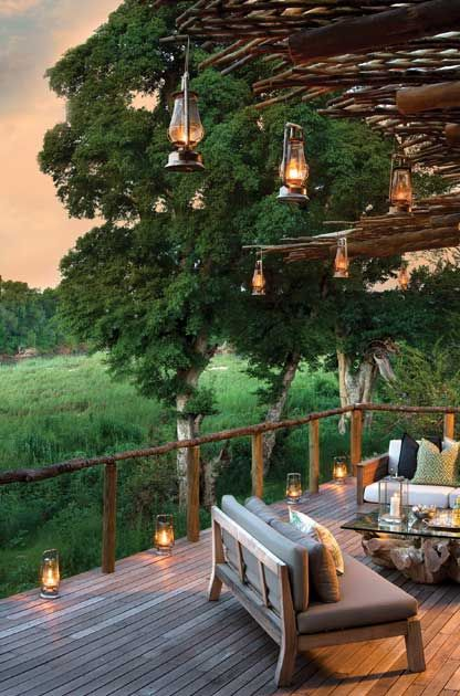Narina Lodge - Lion Sands Game Reserve, South Africa