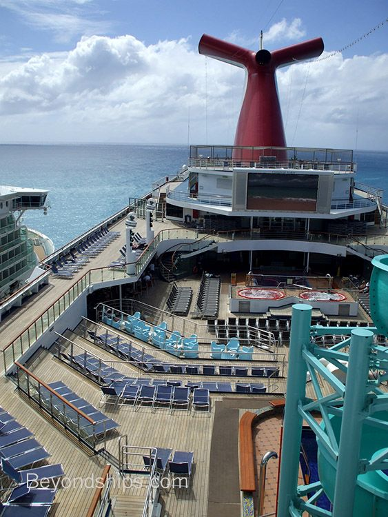 Carnival Valor - Photo Tour, Guide and Commentary page 2