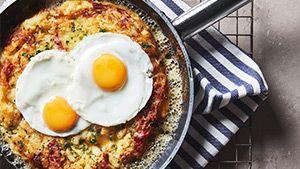 Haddock and Chorizo Hash Recipe | Eat The Week | Iceland Groceries