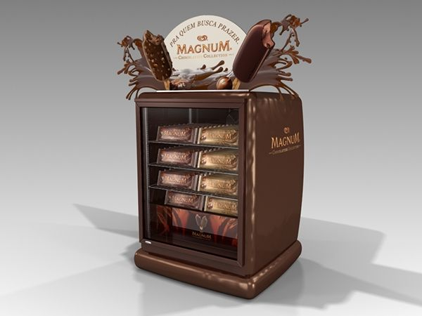 Magnum - Chocolatier Collection Launch Activations on Behance