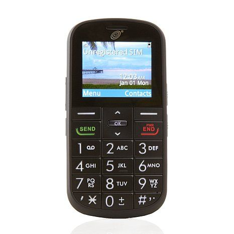 Big Easy No-Contract Cell Phone - TracFone Service