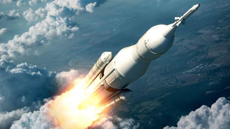 Все на орбиту!..  Улетает еще один год.  Время как ракета, важно, чтобы она вывела нас на орбиту Христа, пока есть топливо (жизнь). С 2017-й ракетой!