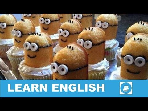 Learn English Vocabulary - Snacks and Desserts 2 - Talking Flashcards - ...