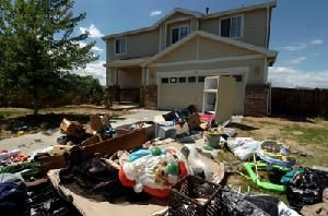 How to Make $500/week Cleaning out Foreclosures