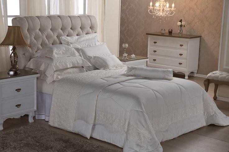 A nova linha de bordado inglês da Casa Elegance está com tudo. Confira: http://www.casadasograenxovais.com.br/jogo-de-lencol-king-percal-300-fios-bordado-ingles-floral-4-pecas-casa-elegance-6481.aspx/p