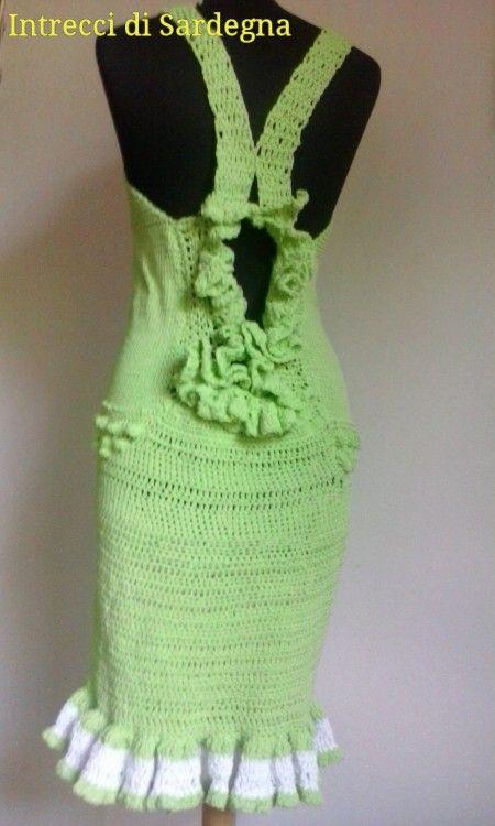 Summer dress@intrecci sa