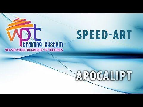 Apocalipt Speed Art - YouTube