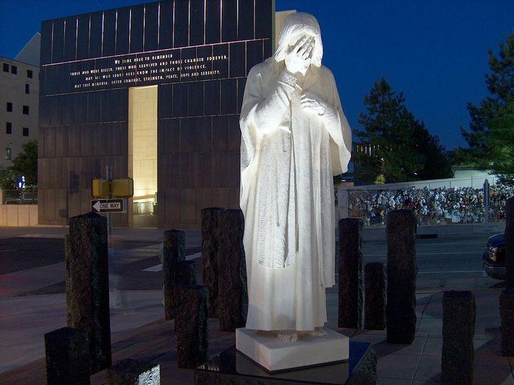 oklahoma city bombing memorial | Oklahoma City, OK : Bombing Memorial photo, picture, image (Oklahoma ...