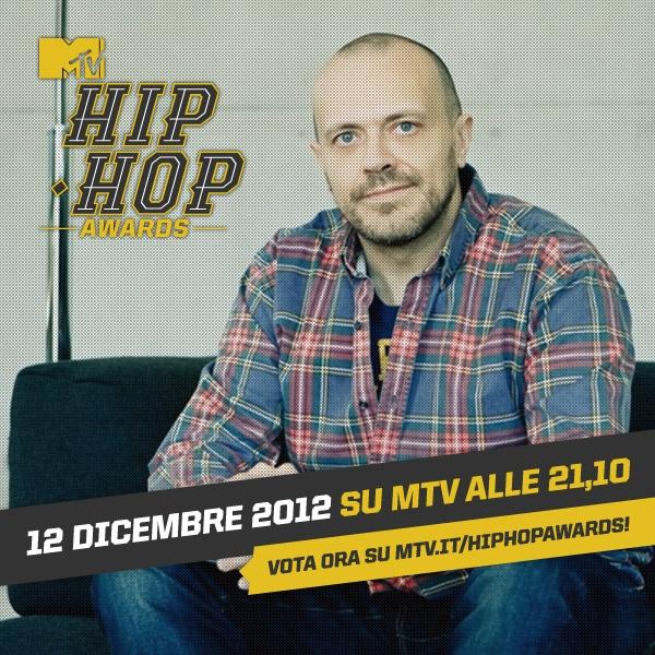 MTV Hip Hop Awards - Max Pezzali