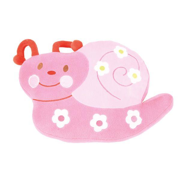 Poduszka FLAT ślimak #pillow #snail #rose #kids #dream #gift #prezent #dziecko  http://www.mojebambino.pl/poduszki-i-przytulanki/6853-poduszka-flat-slimak.html