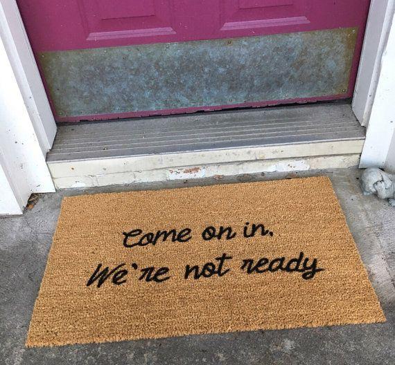 The 45 Best Custom Door Mats Images On Pinterest Outdoor Paint