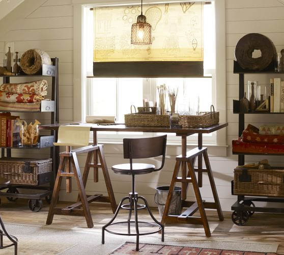 Pottery Barn Harlowe Pendant: 104 Best Images About Home Office Decor On Pinterest