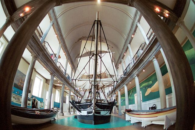 48 Hours in New Bedford, Massachusetts. A stop in this historical, super-friendly, and seafood-loving little city is a must for those visiting coastal New England!