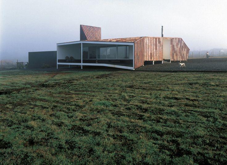 Casa de Cobre 2 by Smiljan Radic