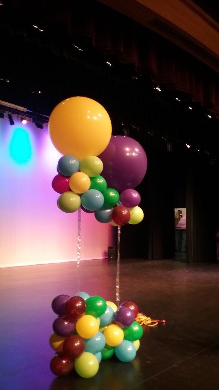 Balloon Columns Balloon Arch Balloon Ideas Balloon