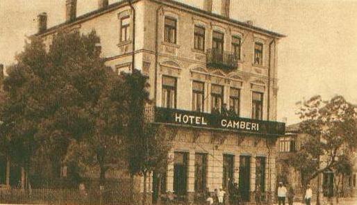 Sulina - Hotel Camberi - interbelica