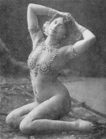 Mata Hari, will always remain synonymous with female seduction and  betrayal.