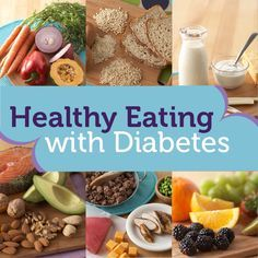 Basics of Healthy Eating with Diabetes